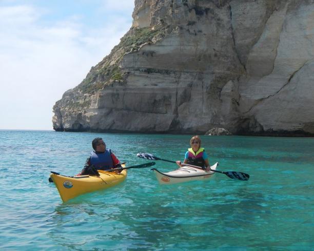 Escursioni in Canoa a Cagliari