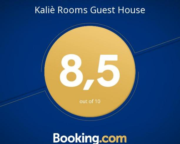 Kaliè Rooms Guest Review Award 2017